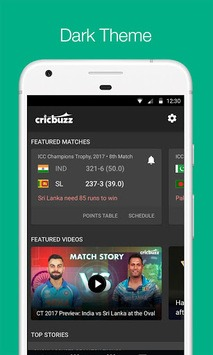 Cricbuzz - Live Cricket Scores & News pc screenshot 2