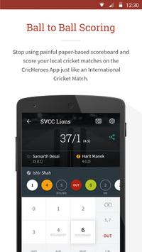 CricHeroes - World's Number 1 Cricket Scoring App pc screenshot 1