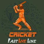 Cricket Fast Live Line icon