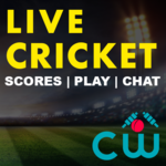 Cricnwin: Live Cricket Scores ,Play,Chat with Fans icon