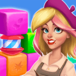 Blast ART: Mania blast quest - blast puzzle game icon