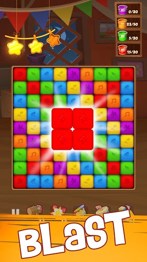 Blast ART: Mania blast quest - blast puzzle game PC screenshot 1