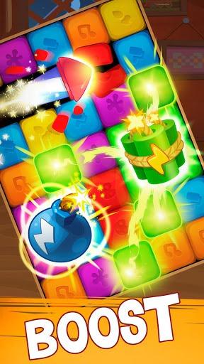Blast ART: Mania blast quest - blast puzzle game PC screenshot 2