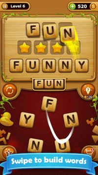Word Connect - Word Games Puzzle pc screenshot 1