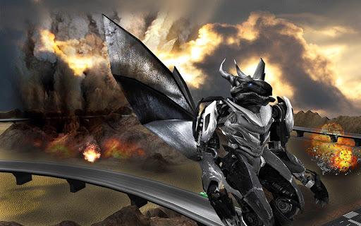 Dragon Transform Robot pc screenshot 1