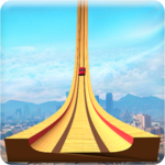 Grand Vertical Ramp Car Racing: Mega Ramp Stunts icon
