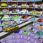 Multi-Level Underground Car Parking Driving School icon