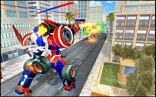 Transmute Robot Superhero pc screenshot 1