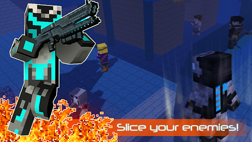 Robot Ninja Battle Royale pc screenshot 2