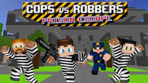 Cops VS Robbers Prison Escape pc screenshot 1