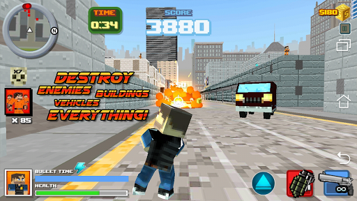 Cops VS Robbers Prison Escape pc screenshot 2