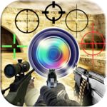 Shooter Photo Maker: Guns & Weapons icon
