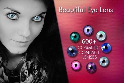 Change Hair And Eye Color pc screenshot 1