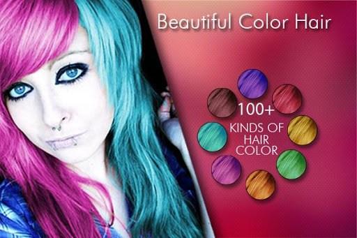 Change Hair And Eye Color pc screenshot 2