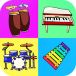 Music Instruments: Kids icon