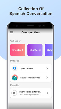 Spanish Conversation Practice - Cudu pc screenshot 1