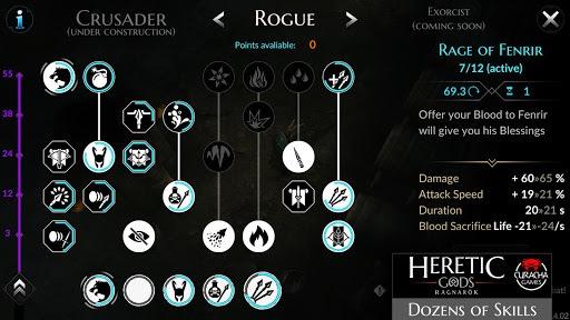 HERETIC GODS pc screenshot 2