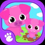 Cute & Tiny Farm Animals - Baby Pet Village icon