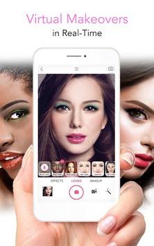 YouCam Makeup - Magic Selfie Makeovers pc screenshot 1
