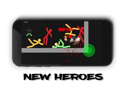 Stickman Warriors 2 Epic PC screenshot 1