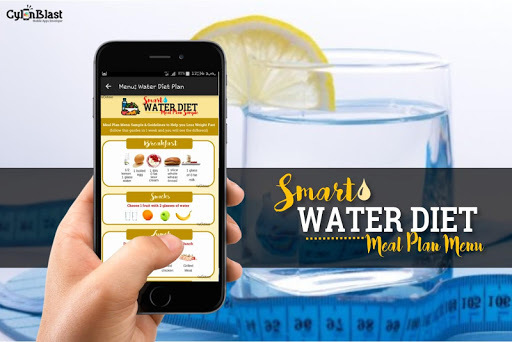 Smart Water Diet Plan pc screenshot 2