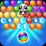 Panda story: Bubble mani icon