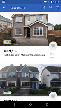 Daft - Buy, Rent or Share Ireland Real Estate pc screenshot 1