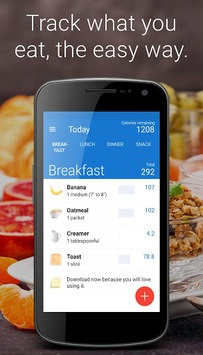 iEatBetter: Food Diary pc screenshot 1