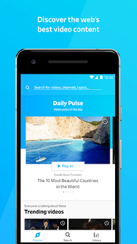 dailymotion - the home for videos that matter pc screenshot 1