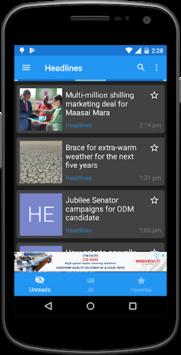 Daily Nation pc screenshot 1
