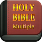 Multi Versions Bible offline free icon