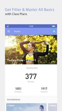 Daily Yoga - Yoga Fitness Plans pc screenshot 1