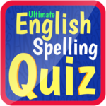 Ultimate English Spelling Quiz icon