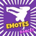Dances Emotes Battle Royale icon