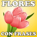 Flores Con Frases icon