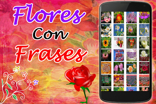 Flores Con Frases PC screenshot 1