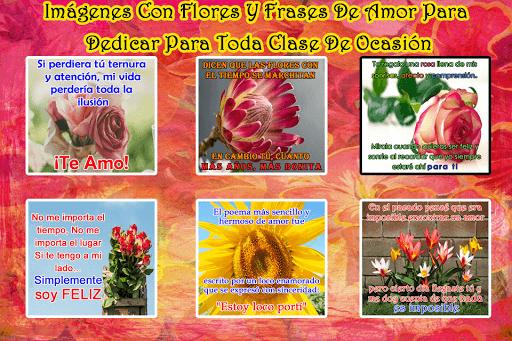 Flores Con Frases PC screenshot 3