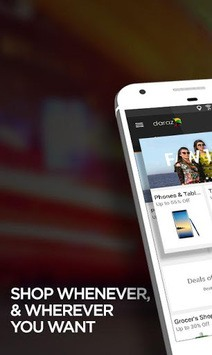 Daraz Online Shopping App pc screenshot 1