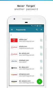 Dashlane Password Manager pc screenshot 1