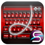 SlideIT Red Ruby Skin icon