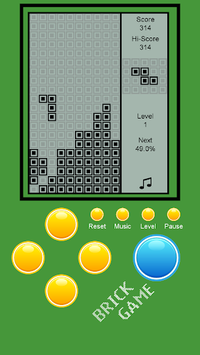 Brick Classic - Brick Game pc screenshot 2