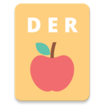 Der Die Das - Learn German Articles and Vocabulary for pc logo