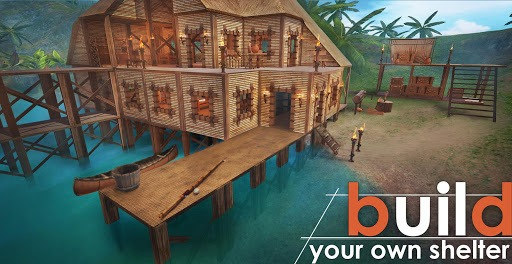 Survival Island: EVO – Survivor building home pc screenshot 1