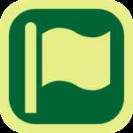 ICS flag trainer icon