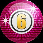 Hit 6 Bingo icon