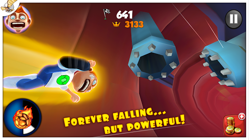 Super Falling Fred pc screenshot 1