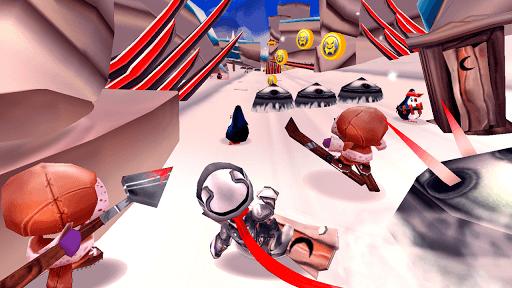Skiing Fred pc screenshot 1
