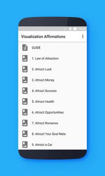 Mind Power Secrets - Visualization & Affirmations pc screenshot 1