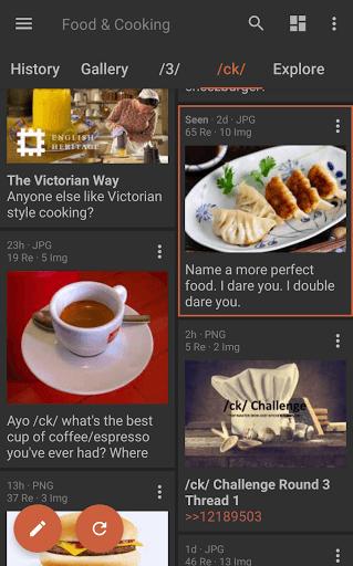 Read Chan - 4chan Reader PC screenshot 2