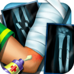 X-ray Doctor - kids games for pc logo